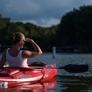 adventure, boat, canoe